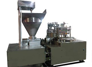 Автомат для наполнения банок мясом