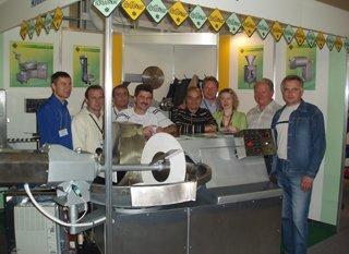 Производитель оборудования для мясопереработки
